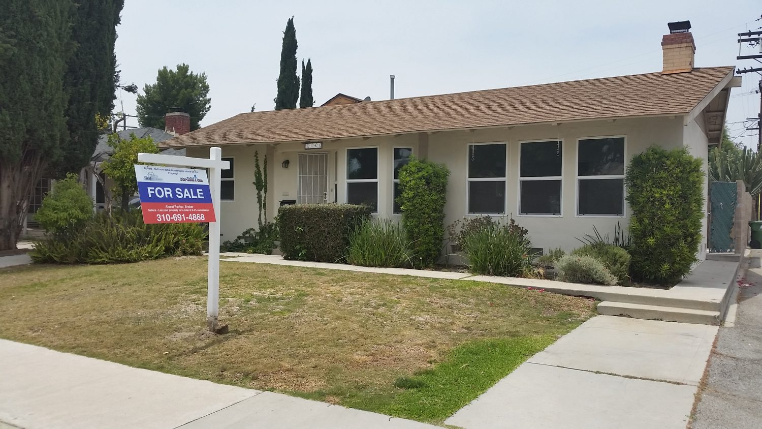 no action on Zillow FSBO