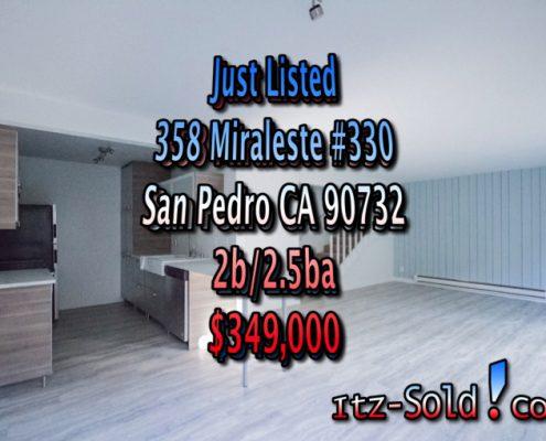 Miraleste Canyon estates Condominium sales