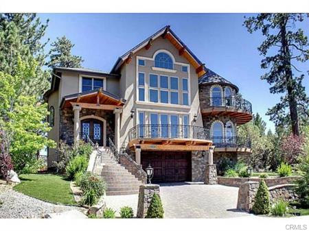 New Listing In Big Bear Beautiful 6bed 5ba Mansion On